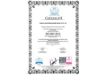 CAMSAŞ ISO 9001-2015-port